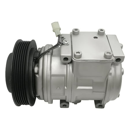 RYC Remanufactured AC Compressor and A/C Clutch GG318 Fits 1998, 1999, 2000, 2001, 2002, 2003 Toyota Sienna