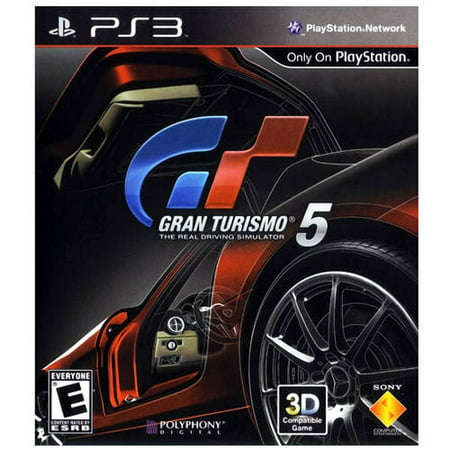 Gran Turismo 5  Ps3    Pre Owned