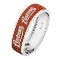 Game Time Offical MLB HOUSTON ASTROS Bangle Bracelet