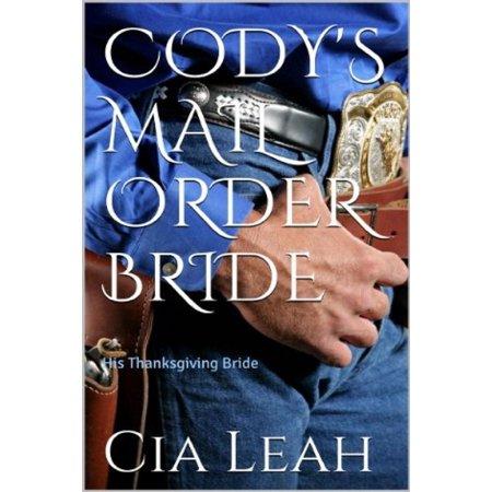 - Cody's Mail Order Bride - eBook