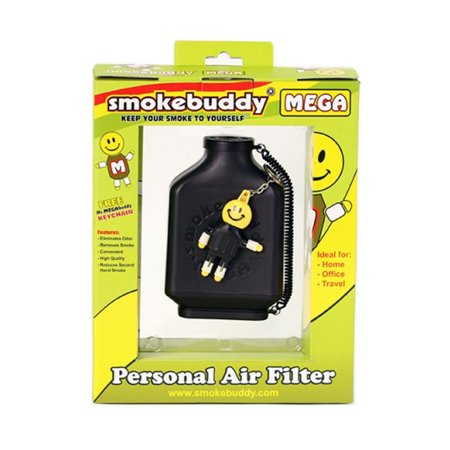 Smoke Buddy Mega Personal Air Purifier Cleaner Filter