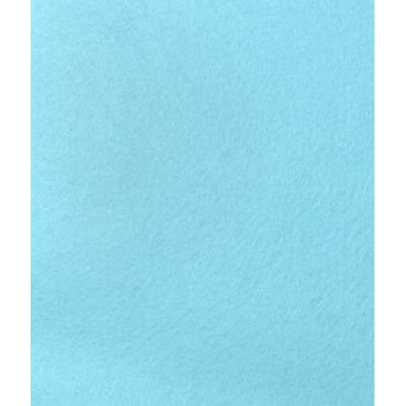 Baby Blue Felt Fabric - by the Yard By Online Fabric Store - Walmart.com