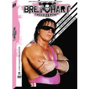 WWE: Bret The Hitman Hart: The Best There Is, Best There Was, Best There Ever Will Be by GENIUS PRODUCTS INC