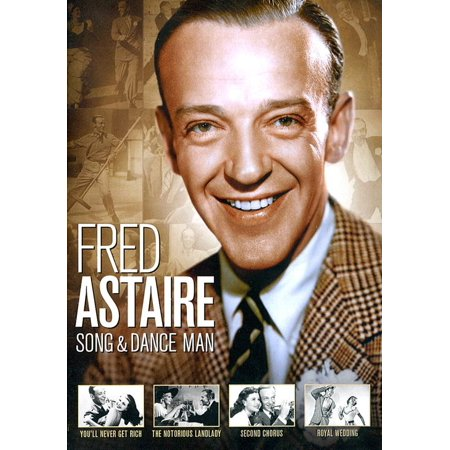 Fred Astaire Song & Dance Man DVD](Best Halloween Dance Songs 2017)