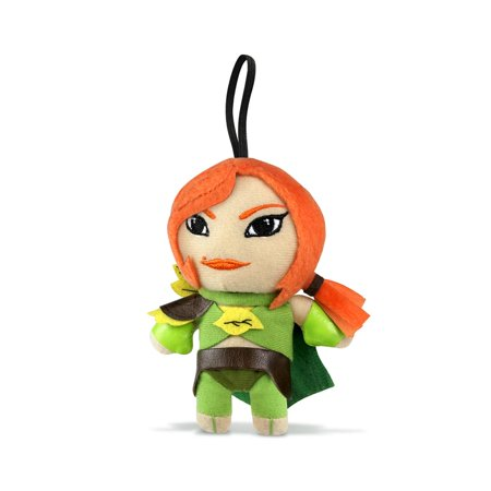 DOTA 2 5  Micro Plush: Windrunner (No Code) Breathe new life into the online battle arena game you know and love with adorable characters from the DOTA 2 Micro Plush line! Each fun plush measures 5-inches tall and packs loads of personality! Note: This plush does not come with an in-game DLC code.