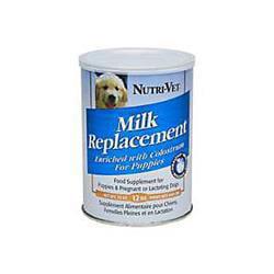 Nutri-Vet 1904176 99879-3 Pup Milk Replacement Powder, 12 oz