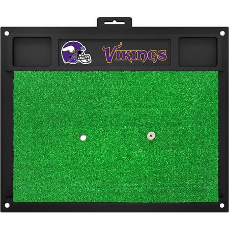 Fanmats Minnesota Vikings Golf Hitting Mat (Green)