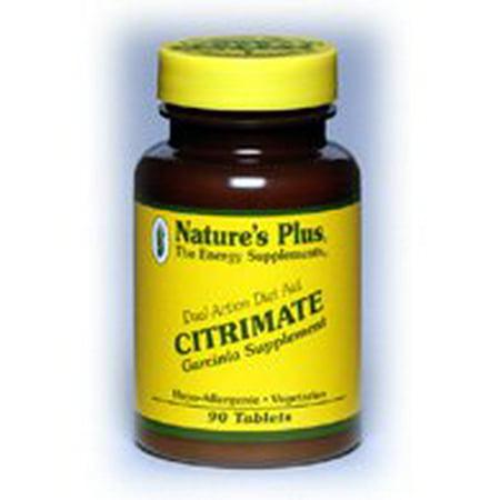 Citrimate Nature's Plus 90 Tabs