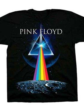 Pink Floyd Dark Side Invasion Adult T-Shirt