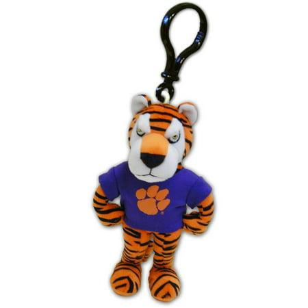Tiger Keychain (010-23 Clemson Tigers KC Clip)