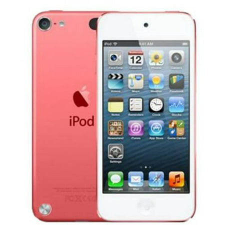 Refurbished Apple iPod Touch 5th Generation 32GB Pink