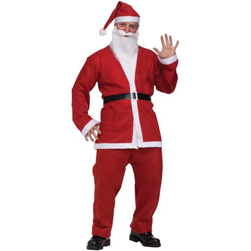 Santa Pub Crawl Adult Costume - One Size