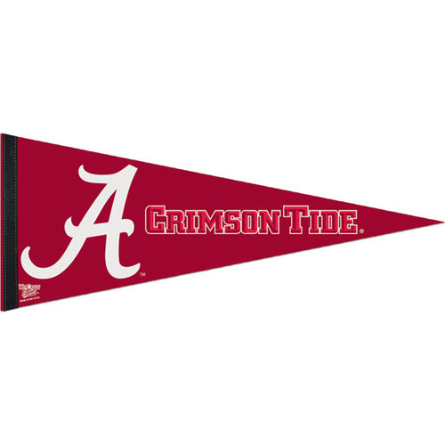 NCAA - Alabama Crimson Tide 12x30 Premium Pennant