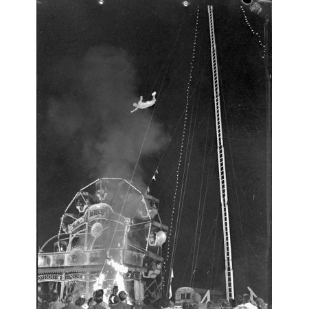 A Scene From Carnival Story Photo Print