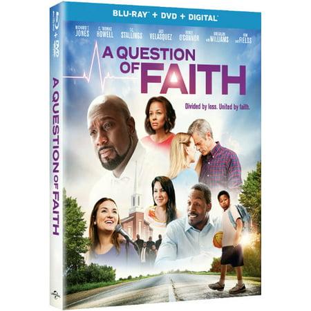 A Question of Faith (Blu-ray + DVD + Digital)