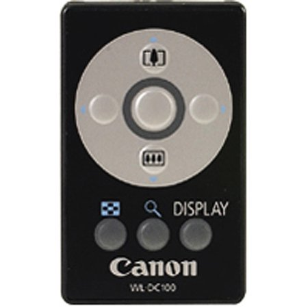Canon WL-DC100 - Remote control - 8 buttons - infrared - for