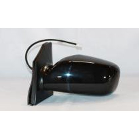 Go-Parts » 2003 - 2008 Toyota Corolla Side View Mirror (Non-Heated + Power Remote + Non-Folding + Corolla CE) - Left (Driver) 87940-02380 TO1320178 Replacement For Toyota Corolla