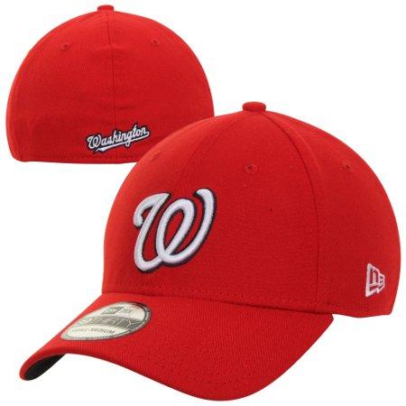 79b900e42 Washington Nationals New Era MLB Team Classic Alternate 39THIRTY Flex Hat -  Red - Walmart.com