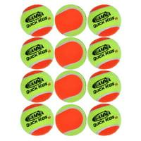 Gamma Quick Kids 60' Court Tennis Balls 12 count