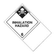 LABELMASTER JTSNT29 Inhalation Hazard Label,100mmx160mm G0271400