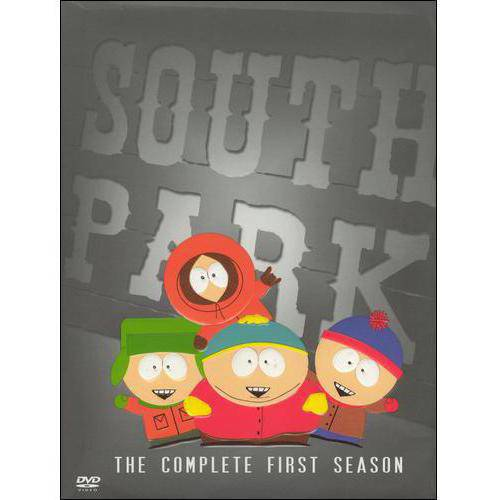 South Park: The Complete First Season (Full Frame)