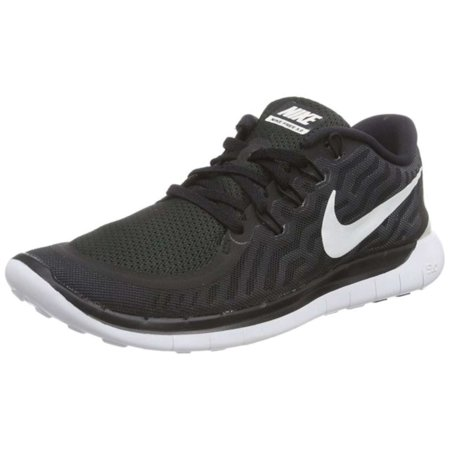 premium selection dfaf6 faa8f Nike Womens Free 5.0 Low Top Lace Up Running Sneaker ...