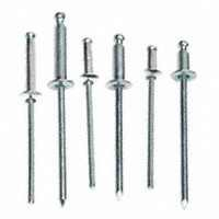 Rivet Tool Fastener with 120 Assorted Rivets
