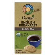 Full Circle Organic Black Tea English Breakfast, 1.6 OZ