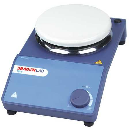 Stainless Steel with Ceramic Coated Magnetic Stirrer, Dragonlab, 22CZ34