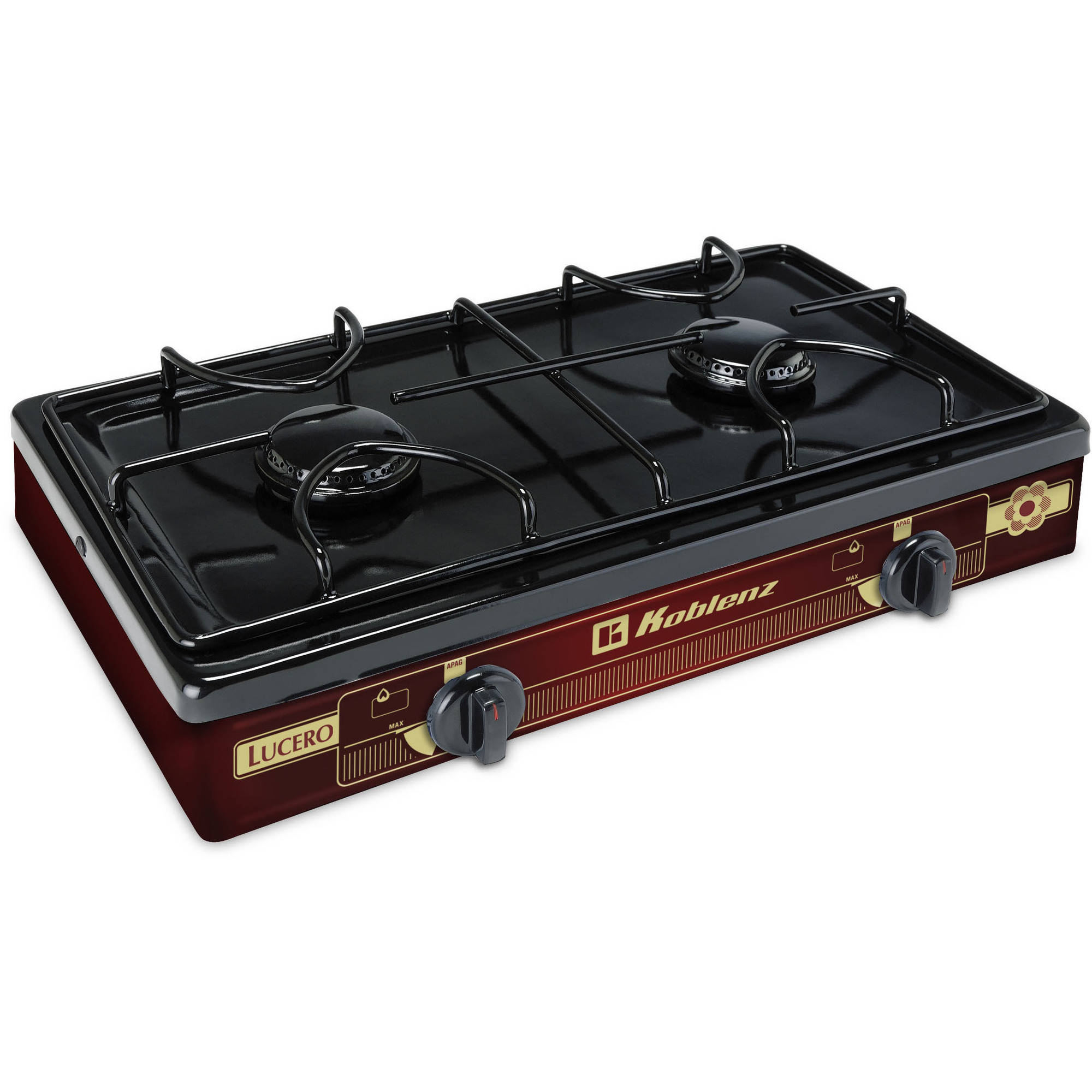 Kitchen Gas Stove Koblenz 2Burner Gas Stove  Walmart