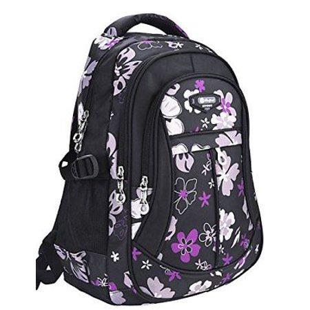 1ff26de69fde MAYZERO Waterproof School Bag Durable Travel Camping Backpack for Boys and  Girls - Walmart.com