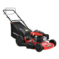 "PowerSmart DB9422S 22"" 3-in-1 196cc Gas Self Propelled Lawn Mower"