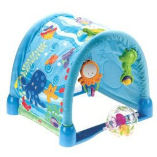 Fisher Price Ow Kick & Crawl Discovery Gym