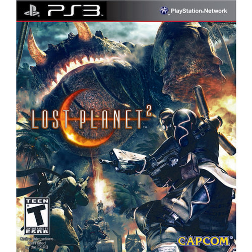 Lost Planet 2 (PS3) - Pre-Owned