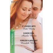 Et legende lfte / Elskede rival / Forkledd kjrlighet - eBook