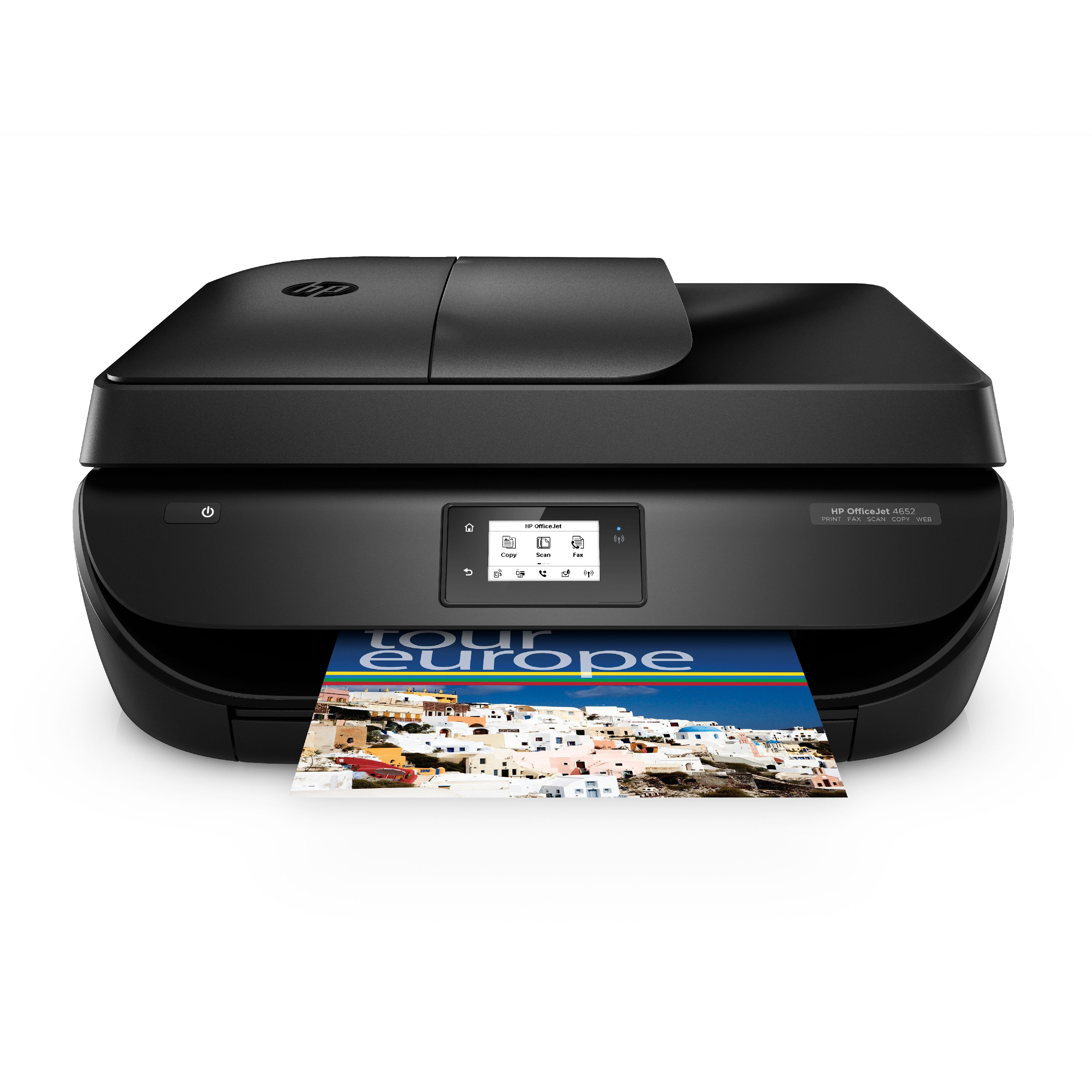 HP Officejet 4652 All-in-One Printer/Copier/Scanner