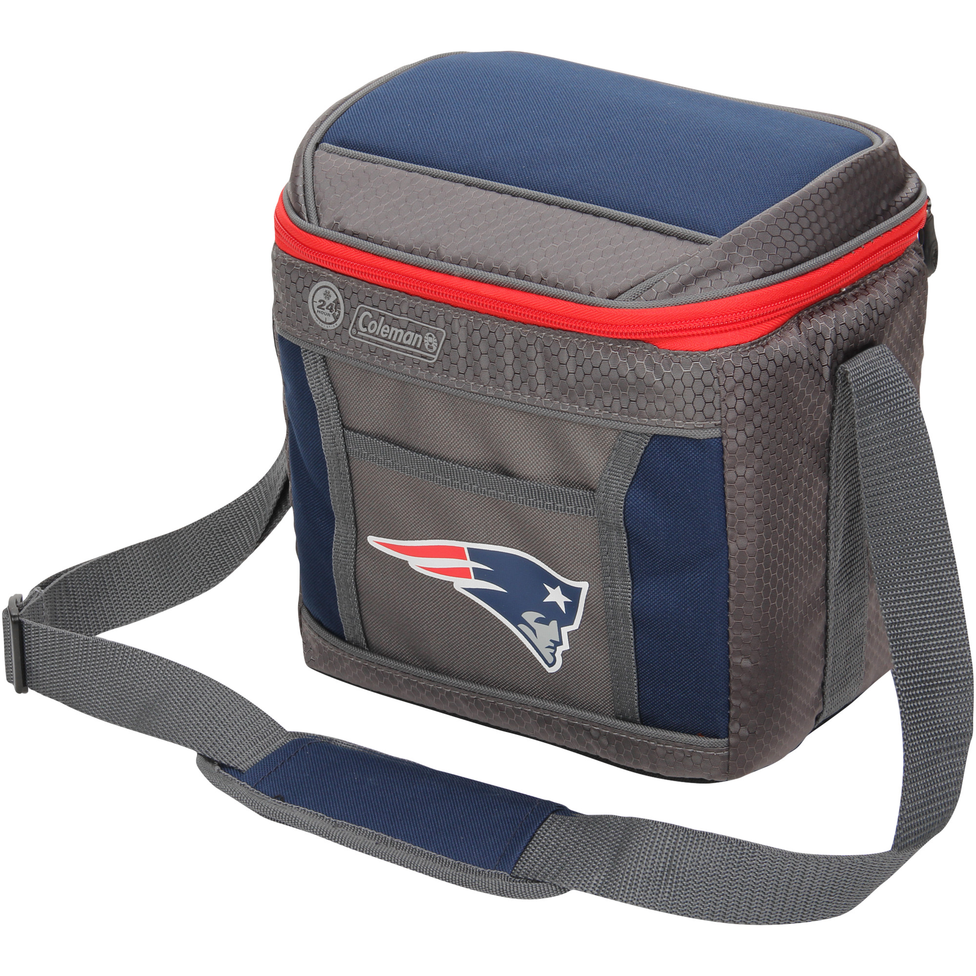 Coleman New England Patriots NFL 9 Can Soft Sided Cooler
