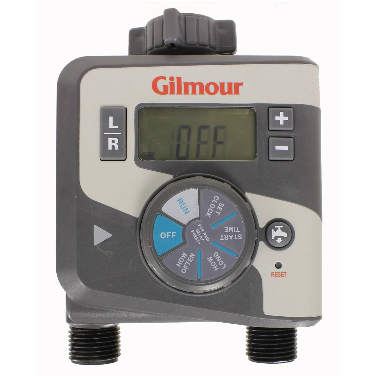 Gilmour 400GTD Electronic Dual Outlet Water Timer