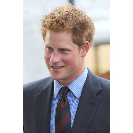 Prince Harry At A Public Appearance For Prince Harry Address British And American Veterans Organizations Canvas Art     16 X 20
