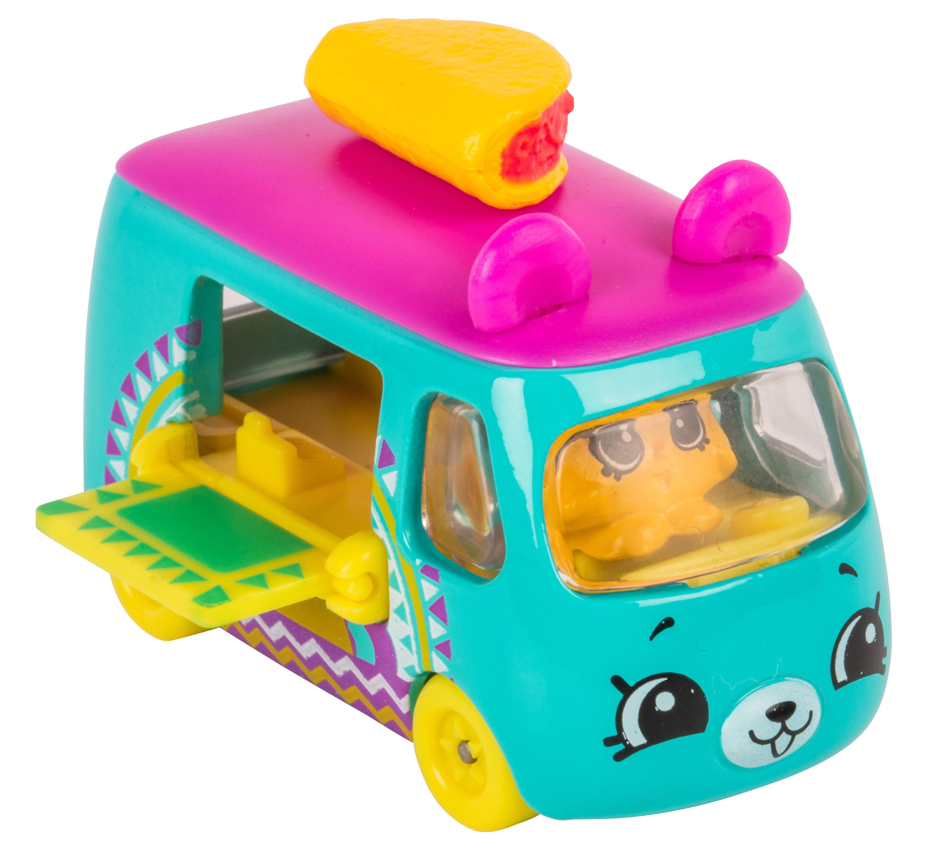 Shopkins Cutie Car Single Pack, TRAVELING TACO