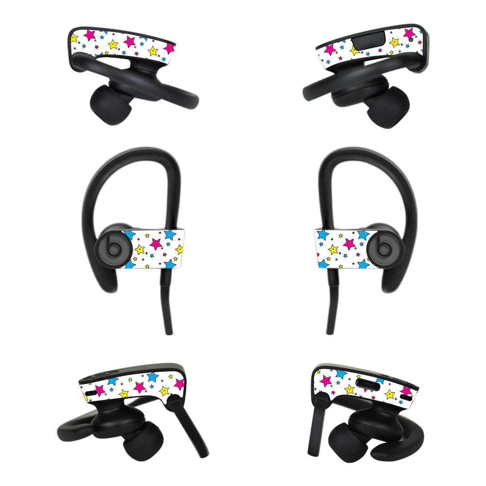 MightySkins Skin For Beats Powerbeats2, Powerbeats3, Dr Dre Powerbeats3 | Protective, Durable, and Unique Vinyl Decal wrap cover Easy To Apply, Remove, Change Styles Made in the USA
