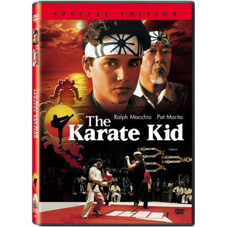 The Karate Kid (DVD) (Legion Of Superheroes Karate Kid Part 1)