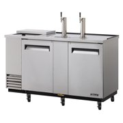Turbo Air TCB-3SD, 69-inch Stainless Steel Club Top Beer Dispenser 3 Kegs by Turbo Air