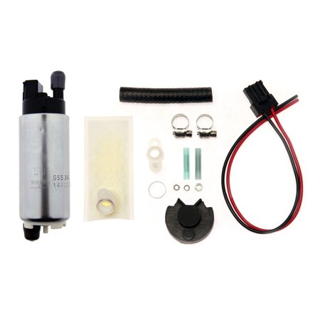 240sx Fuel Injector (Genuine Walbro GSS341 255LPH Intank Fuel Pump With HFP-K766 Kit For Nissan 240SX)