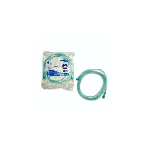 Dynarex 5101 Oxygen Tubing 7 Ft Standard Lumen - 50 Per Case