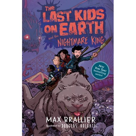 The Last Kids on Earth and the Nightmare King (The Children Of Earth By Chance Perez)