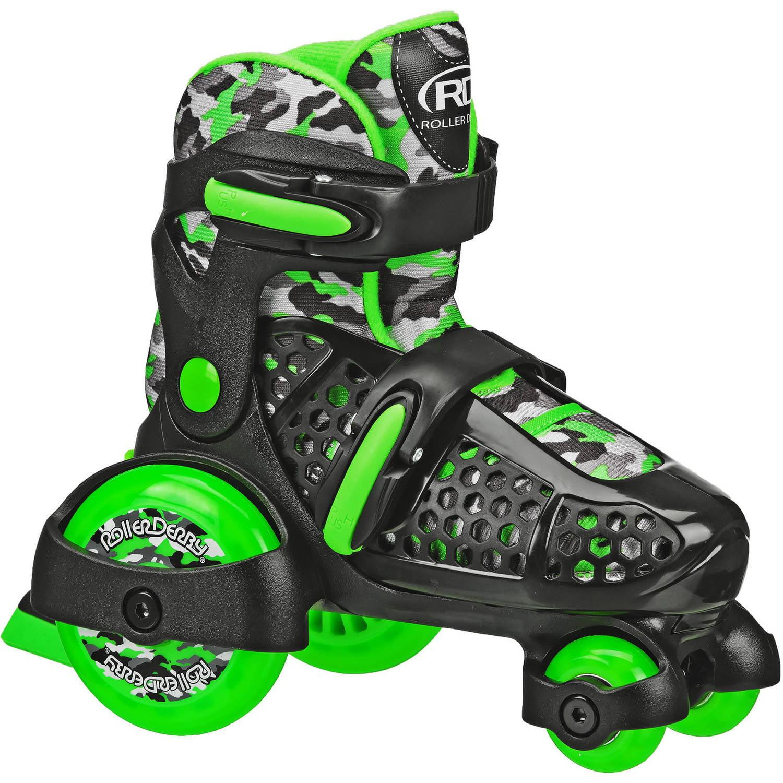 Chicago roller skates walmart - Roller Derby Ez Roll Quad Boy Roller Skates M 12 2