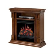 Dimplex Deerhurst Electric Fireplace Media Console in Walnut