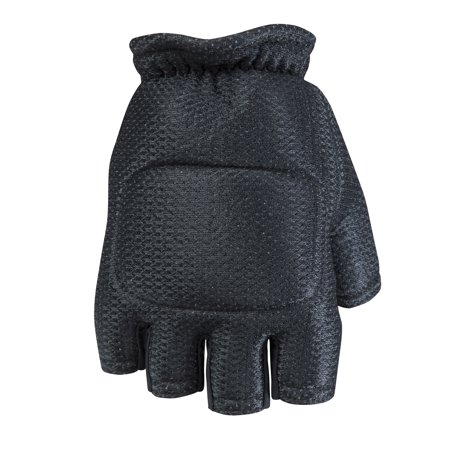 Empire BT Fingerless Gloves THT - Soft Back - Black