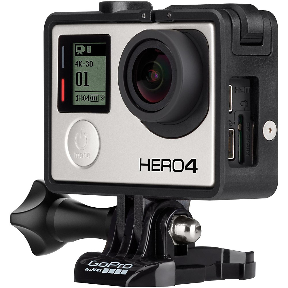GoPro HERO4 Black - Music